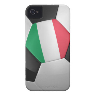 Italy Soccer Ball iPhone 4 Case-Mate Case