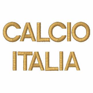 Italy Soccer Calcio Forza Azzurri Flag Map Jacket