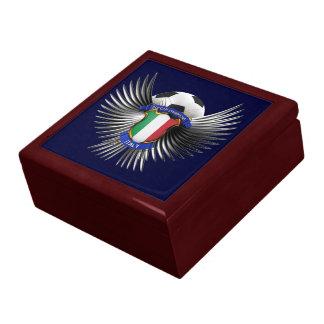 Italy Soccer Champions Jewelry Box