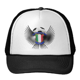 Italy Soccer Champions Hat