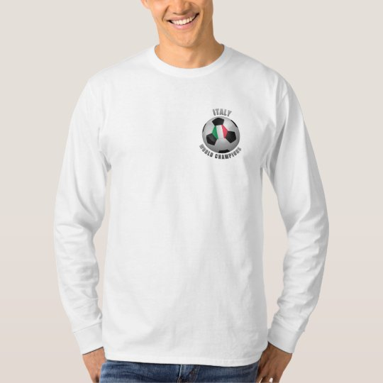 ITALY SOCCER CHAMPIONS T-Shirt