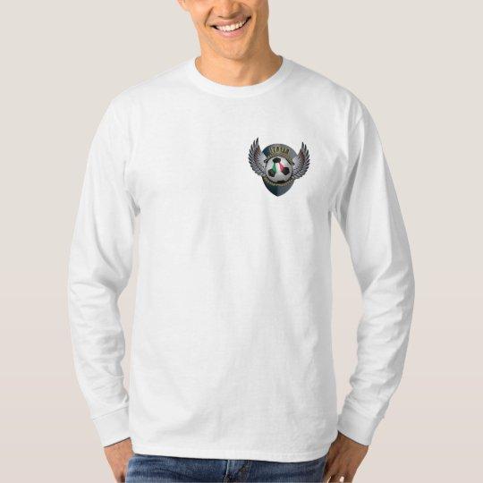 Italy Soccer Crest T-Shirt