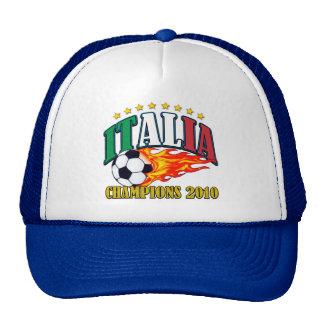 Italy Soccer Hat