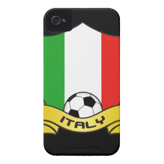 Italy Soccer iPhone 4/4S Case-Mate Barely There iPhone 4 Case