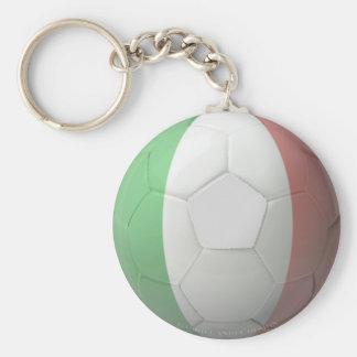 Italy Soccer Keychain