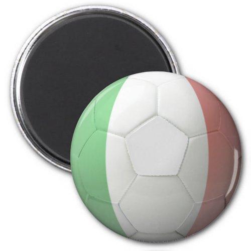 Italy Soccer Magnet