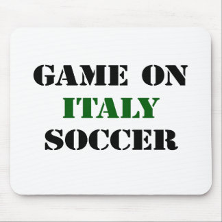 Italy Soccer Mouse Pad