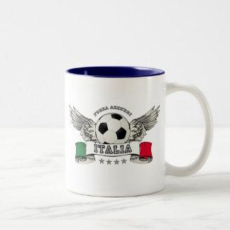 Italy Soccer National Team Supporter mug