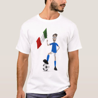 Italy soccer player T-Shirt