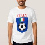 Italy Soccer Shield Shirt