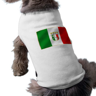 Italy Soccer T-shirts and gifts ideas Pet T-shirt