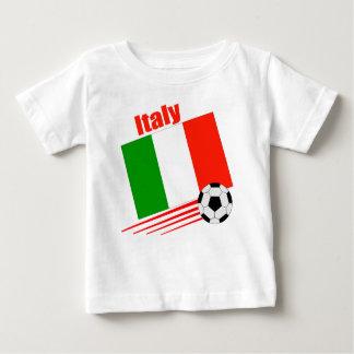 Italy Soccer Team Baby T-Shirt