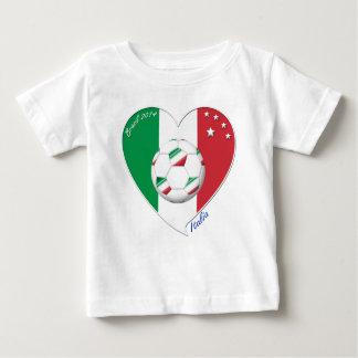 "Italy Soccer Team. Fútbol de ""ITALIA"" 2014 Tshirts"
