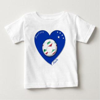 "Italy Soccer Team. Soccer of ""ITALY"" 2014 Baby T-Shirt"