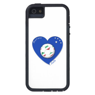 "Italy Soccer Team. Soccer of ""ITALY"" 2014 Case For iPhone SE/5/5s"