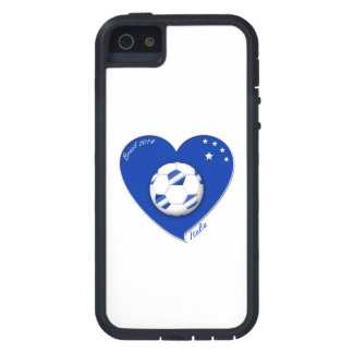 """Italy Soccer Team. Soccer of """"ITALY"""" 2014 iPhone SE/5/5s Case"""