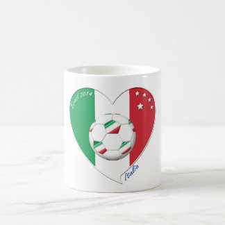 "Italy Soccer Team. Soccer of ""ITALY"" 2014 Mugs"