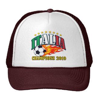 Italy Soccer Trucker Hat
