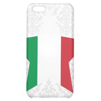 Italy Star iPhone 5C Cases