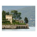 Italy, Stresa, Lake Maggiore, Isola Bella 2 Postcard