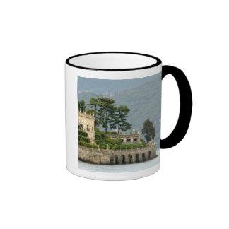 Italy, Stresa, Lake Maggiore, Isola Bella 2 Ringer Mug