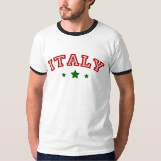 Italy Team Soccer Football T-Shirt