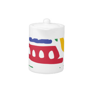 Italy Teapot