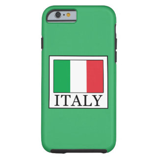 Italy Tough iPhone 6 Case