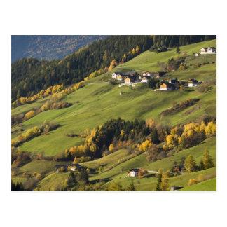 Italy Trentino - Alto Adige Bolzano province 2 Post Card