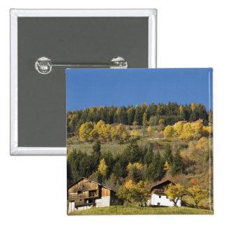 Italy, Trentino - Alto Adige, Bolzano province, 4 Pinback Buttons