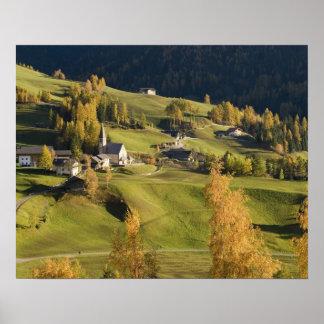 Italy, Trentino - Alto Adige, Bolzano province, 5 Poster