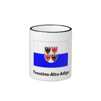 Italy-Trentino-Alto-Adige Ringer Coffee Mug