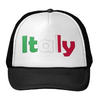 Italy Trucker Hat