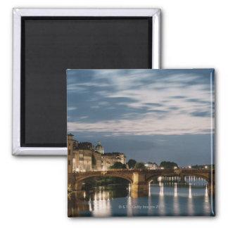 Italy,Tuscany,Florence 2 Fridge Magnet