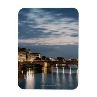 Italy,Tuscany,Florence 2 Rectangular Magnet