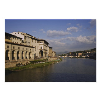Italy, Tuscany, Florence. Daytime view of the Poster