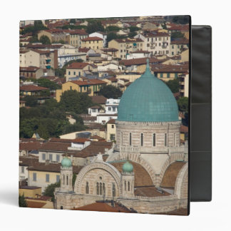 Italy, Tuscany, Florence, Tempio Maggiore 3 Ring Binders