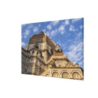 Italy, Tuscany, Florence. The Duomo. 2 Canvas Print