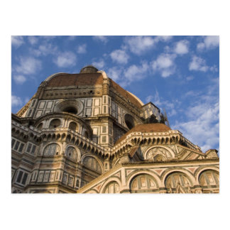 Italy, Tuscany, Florence. The Duomo. 2 Postcard