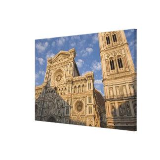 Italy, Tuscany, Florence. The Duomo. Canvas Print