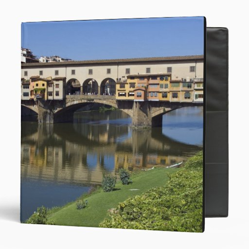 Italy, Tuscany, Florence, The Ponte Vecchio 2 Binder