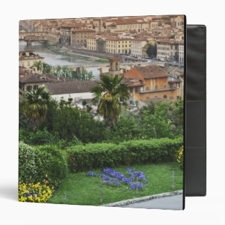 Italy, Tuscany, Florence. View of city from Binder