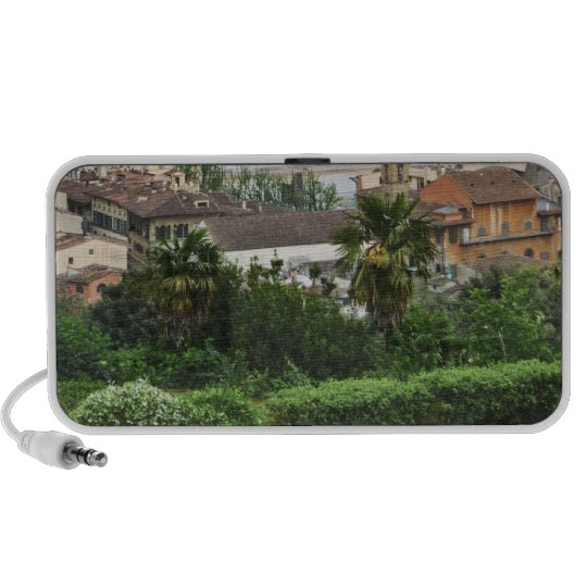 Italy, Tuscany, Florence. View of city from Mini Speaker