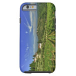 Italy, Tuscany, Greve. The vineyards of Castello Tough iPhone 6 Case