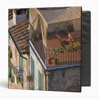 Italy, Tuscany, Lucca, View of the town and 5 Binders