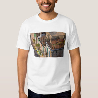 Italy, Tuscany, Lucca, View of the town and 5 T-Shirt