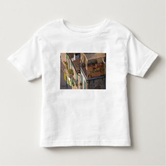 Italy, Tuscany, Lucca, View of the town and 5 Toddler T-shirt
