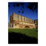 Italy: Tuscany, Massa Marittima, San Galgano Card