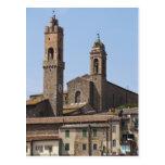 Italy. Tuscany. Montalcino 2 Postcard