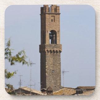 Italy. Tuscany. Montalcino Drink Coaster